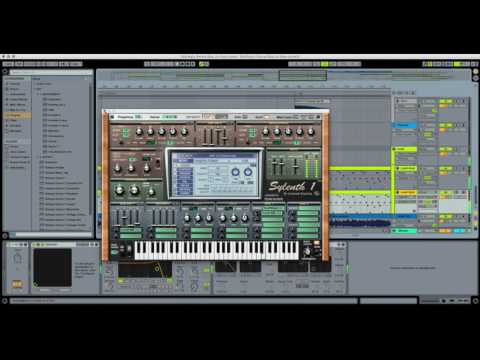 ABLETON LIVE SUITE 9.7 - Nothing's Gonna Stop Us Now - JPCC Worship (Cover by sTeven Jobs)