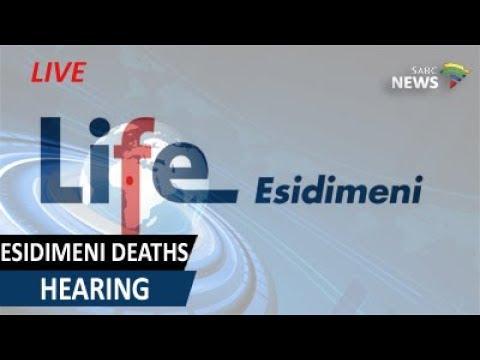 Life Esidimeni arbitration hearings, 23 October 2017 Part 2