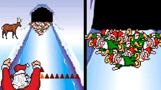 Elf Bowling 1 & 2 (GBA) Playthrough - NintendoComplete