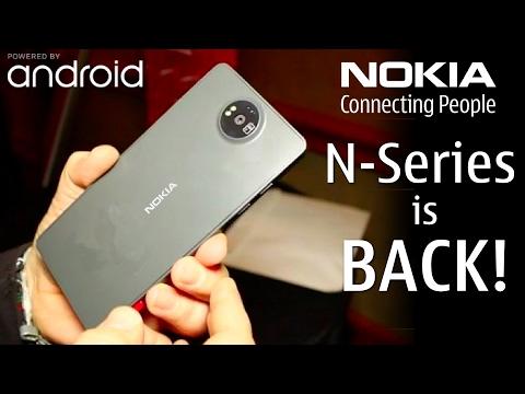Nokia N-series is BACK!!!