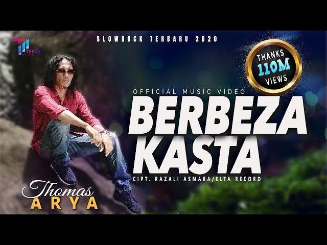Thomas Arya - BERBEZA KASTA [Official Music Video] Slow Rock Terbaru 2020