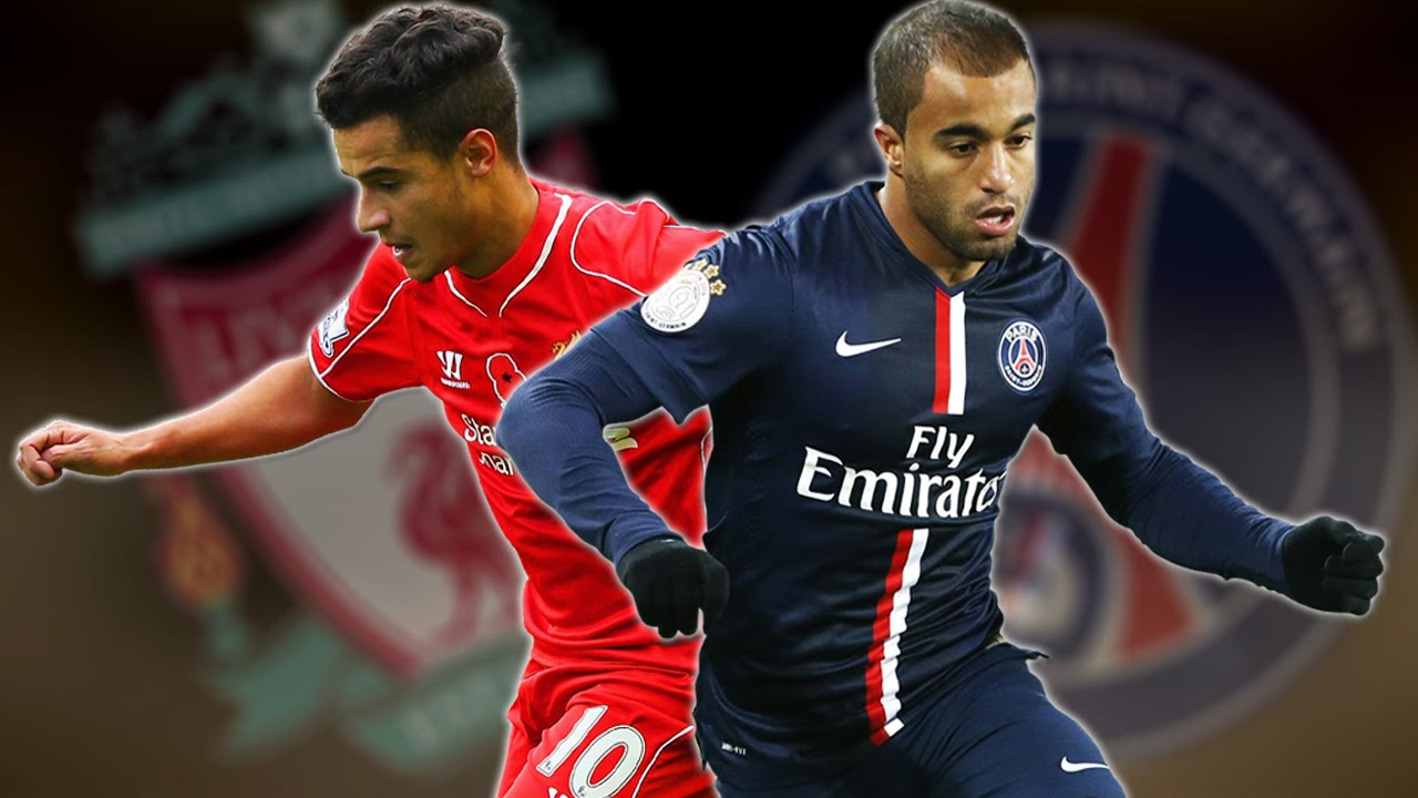 Lucas Moura & Philippe Coutinho Underrated