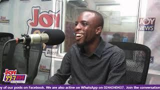 #JoySMS Sports Center on Joy FM (18-2-19)