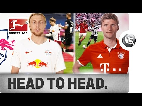 Thomas Müller vs. Emil Forsberg - Assist Kings Go Head-to-Head