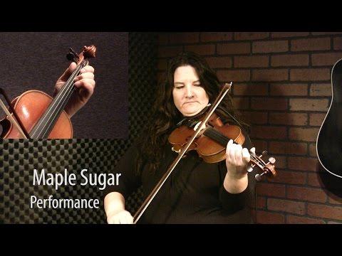 Maple Sugar - Canadian Fiddle Lesson by Patti Kusturok