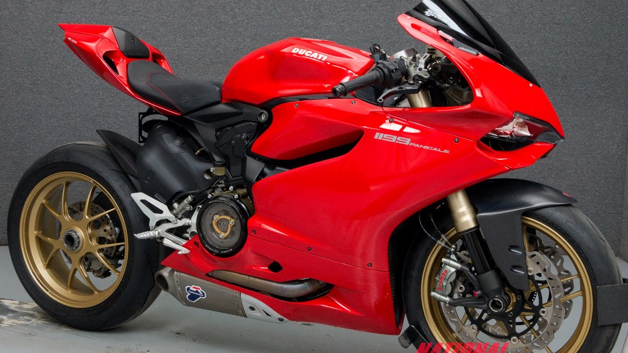 2012 DUCATI 1199 PANIGALE W/ABS - National Powersports Distributors ...