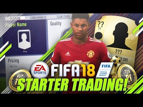 FIFA 18 WEB APP LIVE TRADING! | MAKE THOUSANDS OF COINS QUICKLY AND EASILY! (FIFA 18 Ultimate Team)