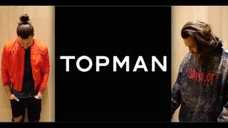 TOPMAN Haul 2017 - Styling Tipps für Männer
