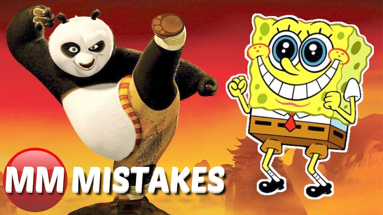 Download 10 Biggest Terrible Movie Mistakes In Animated Movies