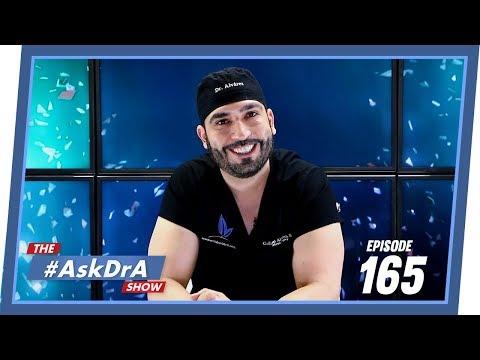 the-#askdra-show-|-episode-165-|-do's-&-don'ts-after-surgery,-tailbone-ache-&-reflux