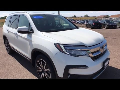 2019 Honda Pilot Great Falls, Missoula, Helena, Billings, Kalispell, MT KB024482H