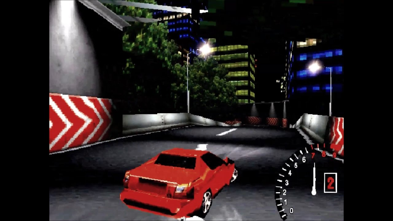 Game Maker Studio 3d Ps1 Styled Racing Game Youtube