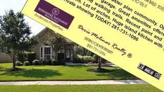 Lovely 1 Story Home For Sale - Summerwood Houston TX