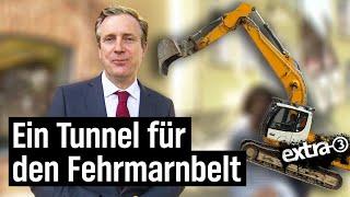 Bündnis Pro Tunnelblick: Ja zum Fehmarnbelttunnel!