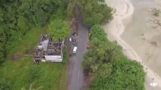 (Drone) Viral Tangkapan Tokan Dadah Kantoi Di Pahang