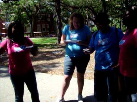Swamp Hunt 2011 - Team Sweet-N-Low Diabetes Rap!