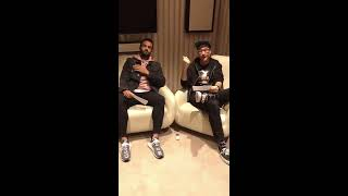 Baixar craig david & dan bastille play a game of 'i know you'