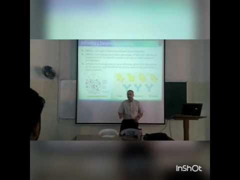 Biochemistry lectures  Protein Analysis part 2