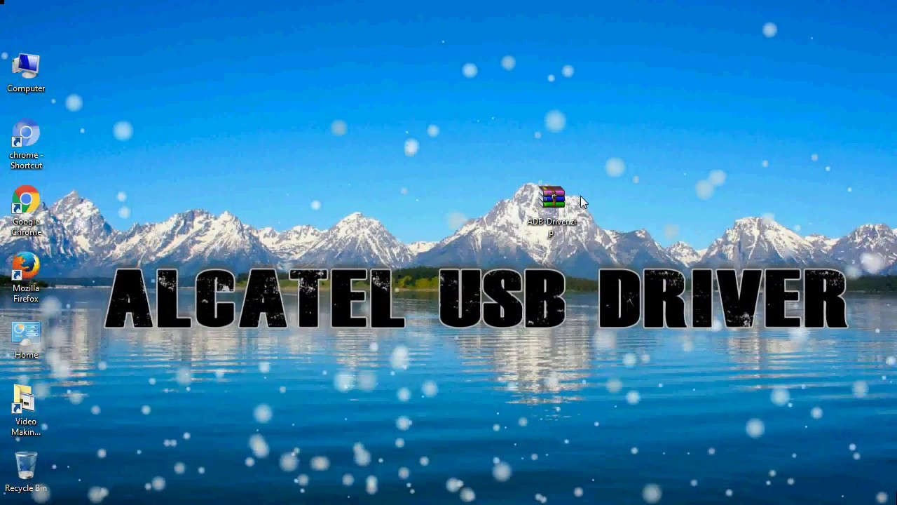 How to Install Alcatel USB Driver for Windows   ADB and FastBoot