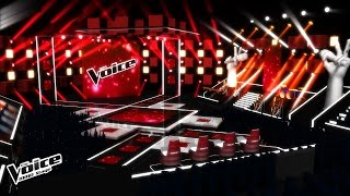 [MMD] Stage - THE VOICE - Live Shows