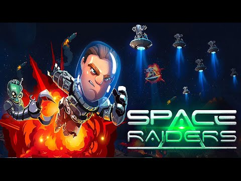 Space Raiders RPG Gameplay
