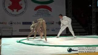 Mistrzostwa Europy w Sumo VARNA 2011 - Seniorzy (part 1)