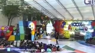 Syanel - Cuap Cuap Versi Dangdut @ 100%Ampuh Globaltv