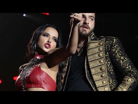 Becky G - Mayores Live with Maluma