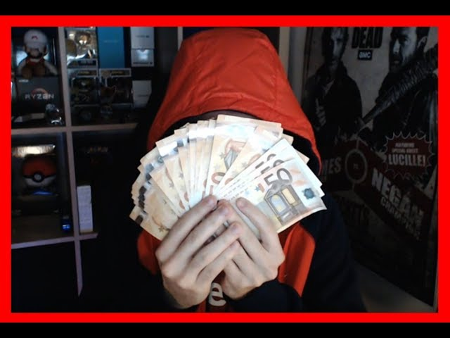 JE VOUS AI MENTI ...? 1500€ POUR UNE VIDEO ...