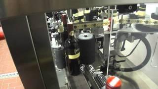 ENOS T4 Selbstklebeetikettiermaschine