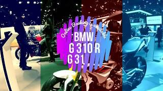 BMW G310 R / G310 GS - Online Booking Open