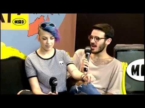 ❅ Oι The Carrot Tards στο Loca Report στο Μad TV ❅ (21/9/17)