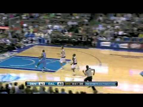NBA Recap: Denver Nuggets vs Dallas Mavericks (6/4/11)