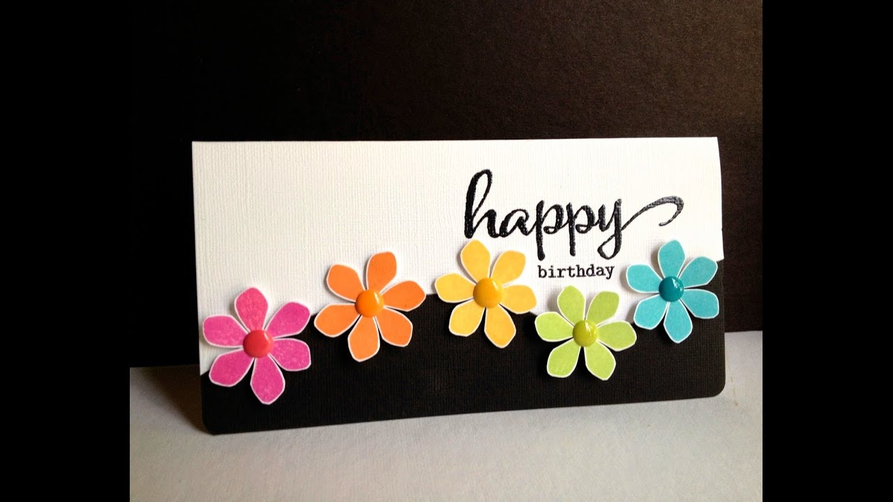 How To Make A Quilling Card Diy Paper Crafts For Birthday Gift