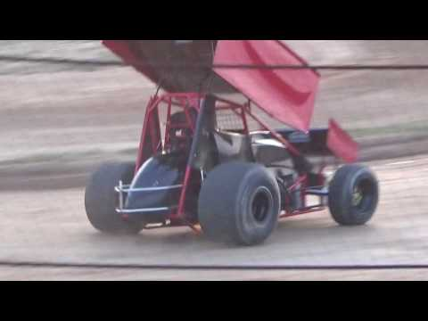 Paradise Speedway Brandyn Griffin Practice 3 8/9/17