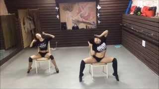 Студия танцев Импульс  Стрип пластика. Танец со Стульями
