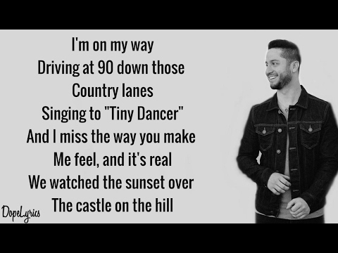 Castle On The Hill - Ed Sheeran (Boyce Avenue acoustic cover)(Lyrics)