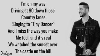 Castle On The Hill - Ed Sheeran Boyce Avenue acoustic coverLyrics