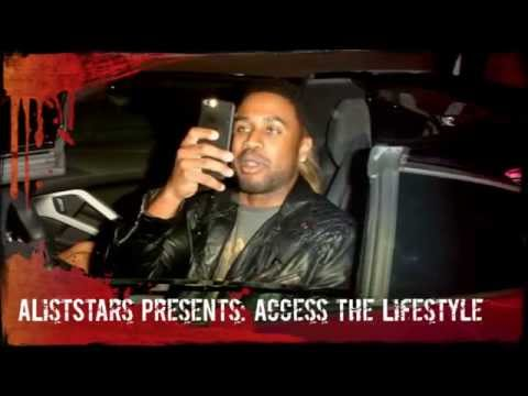 AListStars Presents: EXCLUSIVEActor Aundrus PooleCEOAccess The LifeStyle at Mr Chow041415🎥