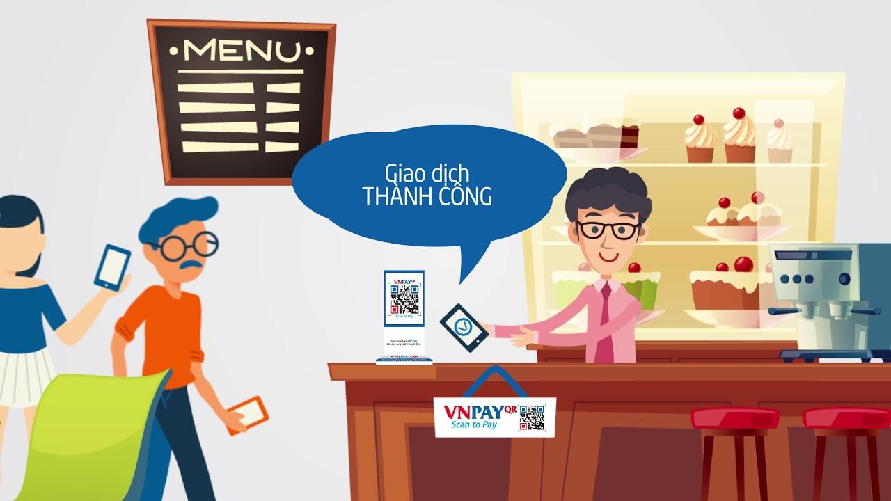 Hướng dẫn thanh toán VNPAY-QR trên ứng dụng Mobile Banking của các ngân hàng (VN)