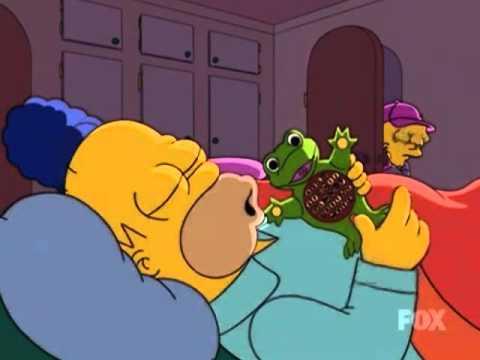Homero zzZZ (Español Latino)
