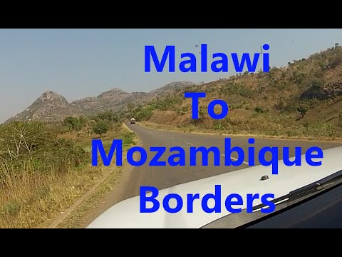 Malawi Mwanza Border Through