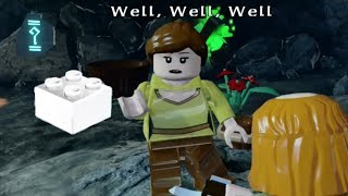 Lego The Hobbit - Well, Well, Well Mithril Brick Side Mission #4 Bree