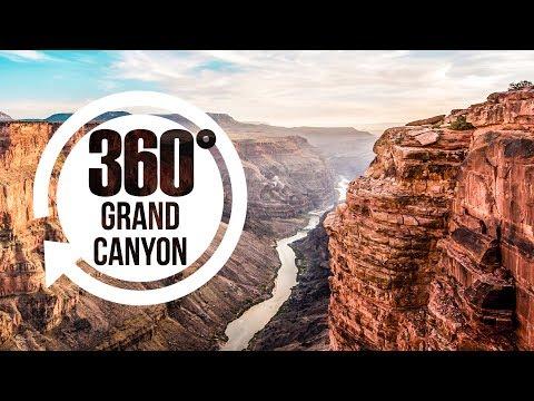 Find Marina in 360° Near Grand Canyon Arizona USA   Video Travel Explorer   Attraction #6