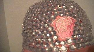 Diy Bling Baseball Cap