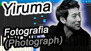 Yiruma - Fotografia (Photograph) [Piano Tutorial] Synthesia