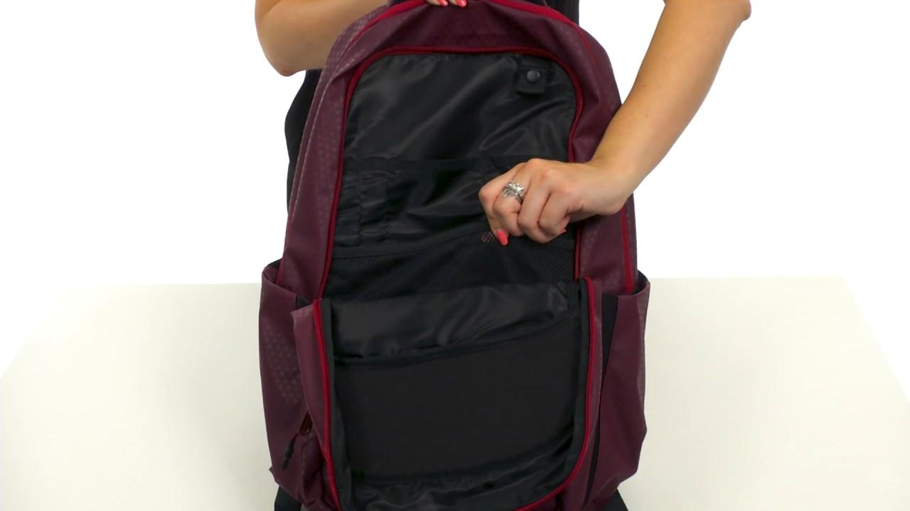04c70b576d3e Under Armour UA On Balance Backpack SKU 8870936 - YouTube