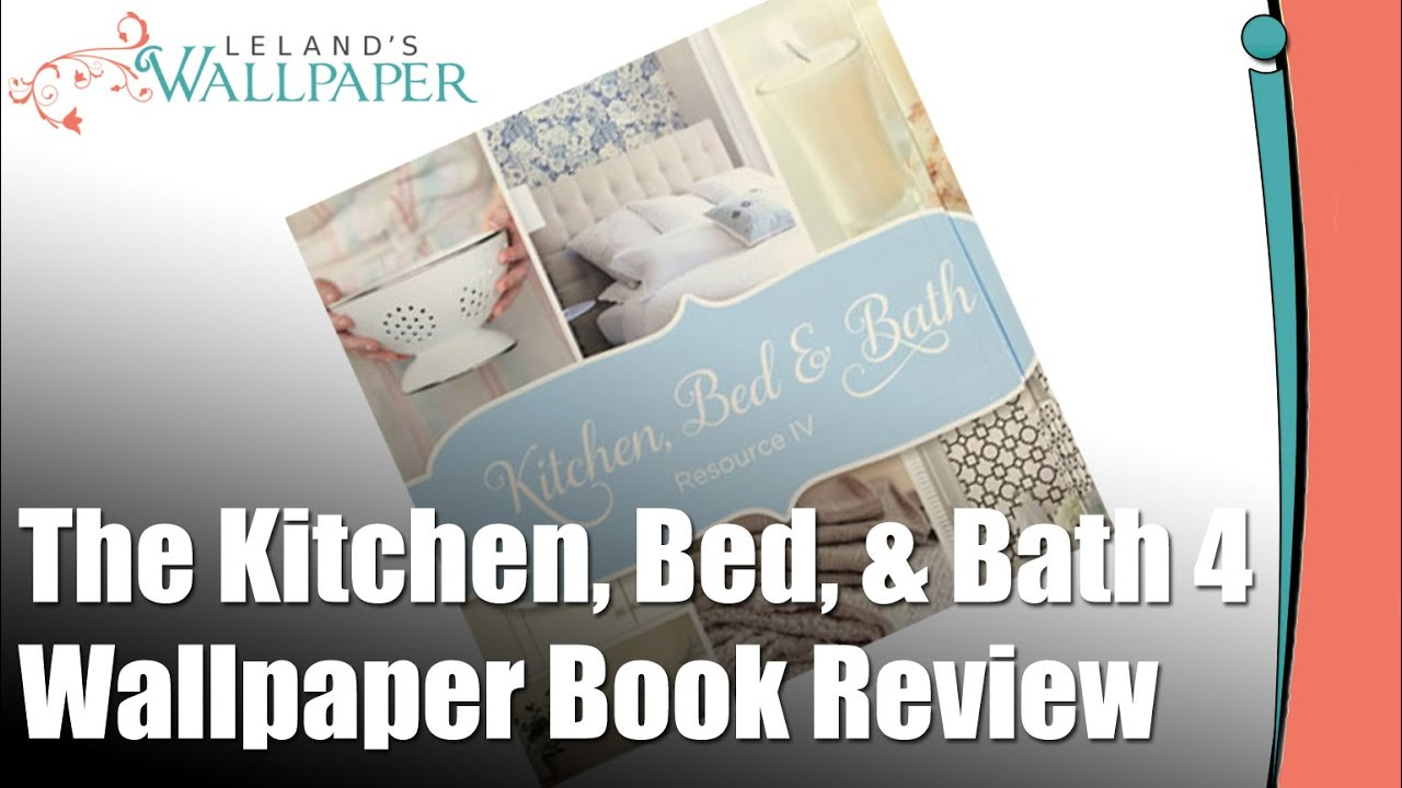 Review Of The Kitchen Bed Bath Resource 4 Wallpaper Book By Brewster