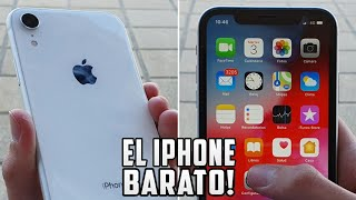 iPhone XR en pleno 2020 ¿Aún vale la pena?