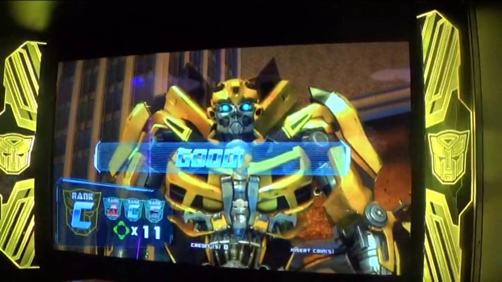Arcade Heroes Unboxing: Transformers Human Alliance by Sega ...